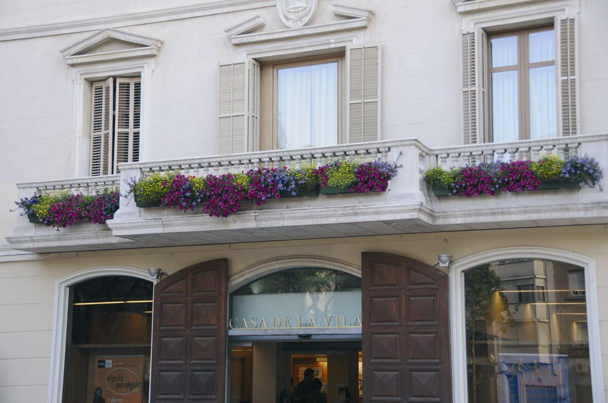 Balconeras